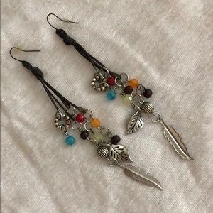 Pair of Beaded earrings